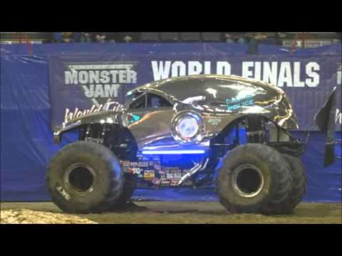 Monsterjam Albany NY 2016