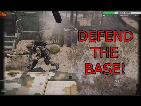 Securing the Dome The Iron Dome (Part 3/3) Arma 3 Vanilla Ops