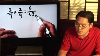 Fractions & Proportions : H๐w to Multiply Fractions