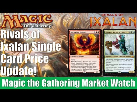 MTG Market Watch: Rivals of Ixalan Single Card Price Update!