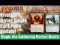 MTG Market Watch: Rivals of Ixalan Single Card Price Update!