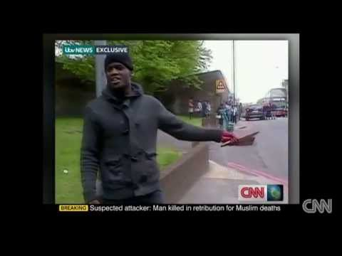Brutal Fatal Cleaver Assault In London Called A Terrorist Attack