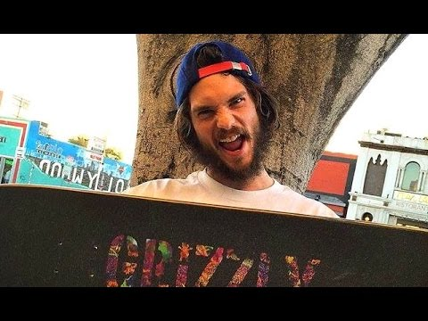 """Torey Pudwill """"Mr. Grizzly"""" 2017"""