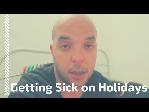 Getting sick on holidays | Bodrum - Ören