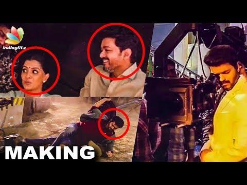SARKAR : Behind the Scene Making | Vijay & A.R.Murugadoss Movie
