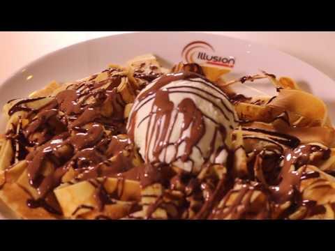 Illusion Chocolate Cafe Food Kuala Lumpur