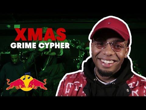 Red Bull Xmas Grime Cypher | Eyez, Coco, C Cane, Haich, Izzie Gibbs, Snowy