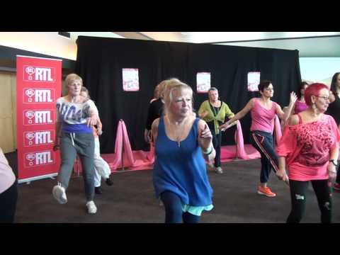 Zumba Gold – rock-n-roll – bill-haley-shake-rattle-roll – Zumba à Liège