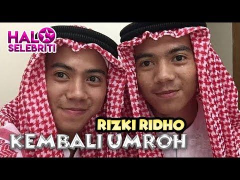 Umroh, Rizki Ridho Unggah Suasana Masjid Nabawi | Halo Selebriti