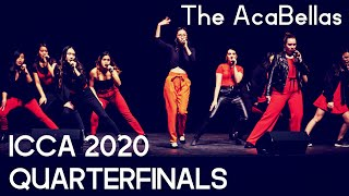 The AcaBellas at ICCA 2020 Quarterfinals