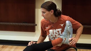 Heidi Wlezien balances roles as Women's Basketball athletic trainer and mother [Aug. 10, 2018]
