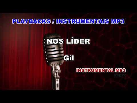 ♬ Playback / Instrumental Mp3 - NOS LÍDER - Gil