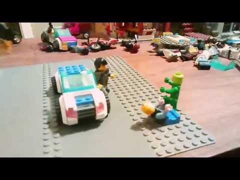 Lego! Zombie at daylight!