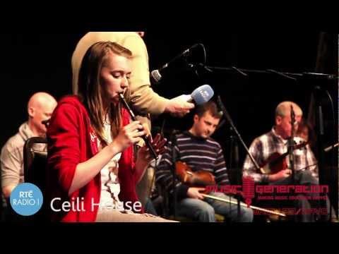 RTE Radio One Céilí House & Music Generation Mayo.mpg
