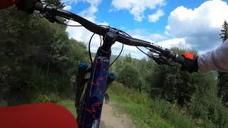 Sun Peaks Air DH - Stan's No Tubes course preview