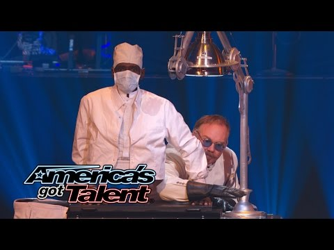 The Illusionists Magic Trio Mesmerizes America - Americas Got Talent 2014