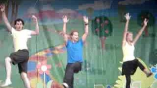**Nick Jr Jump Up 2008 - YMCA Dance [2/4]**
