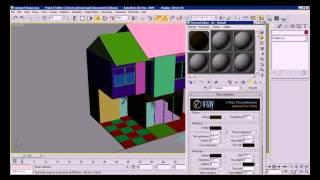 Tutorial 25 (membuat material vray bangunan) Thumbnail