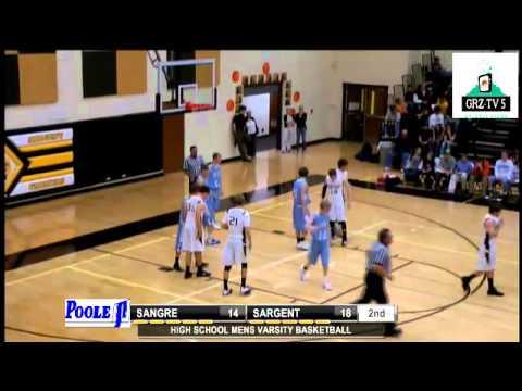 Boys Basketball- Sargent Vs Sangre De Cristo