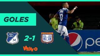Millonarios vs. Boyacá Chicó (2-1) | Liga BetPlay Dimayor 2020-I | Fecha 5