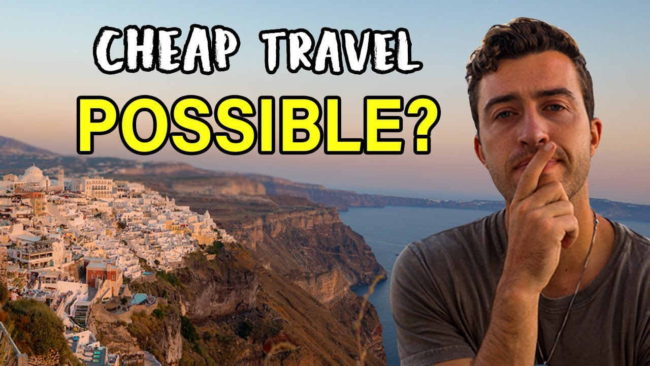 What Can $100 Get in Greece | SANTORINI