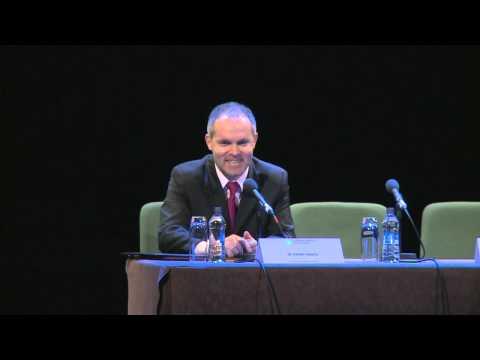 Careers Programme Keynote Address: Daniel Funeriu