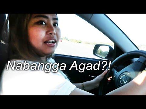 My First Time DRIVING A Car 😰 Nakakatakot Beshy