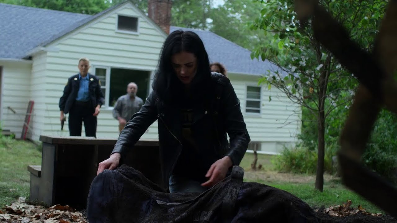 Download Marvels Jessica Jones S03 | Jessica Founds Nathan dead body | Krysten Ritter | Rachael Taylor