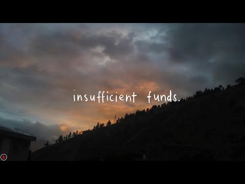 A Place To Wash My Hands - Insufficient Funds (Lyrics)