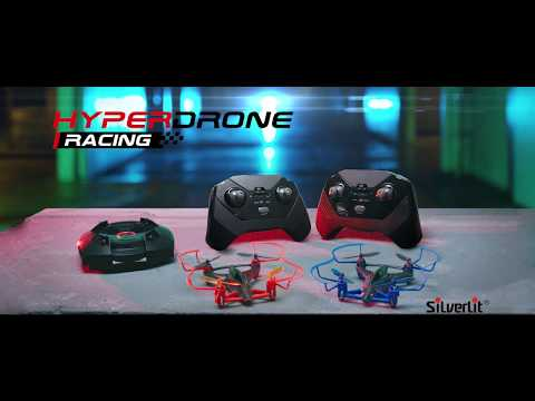 Introducing Silverlit HyperDrone Racing with Altitude lock