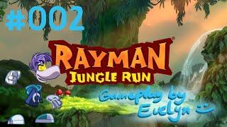 Walkthrough - Rayman Jungle Run - Fly #002 [Android|Smartphone]