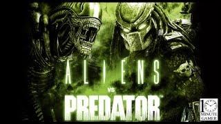 Aliens Vs Predator (Xbox 360) - First 10 Minutes (Marine Campaign)