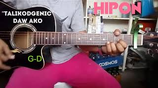 Talikodgenic daw ako - harlene HIPON of wowowin - Easy Guitar tutorial Chords