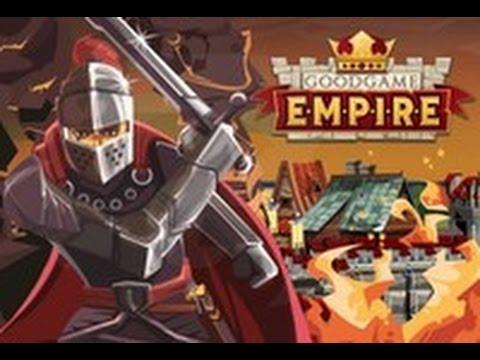 Goodgame Empire обзор.