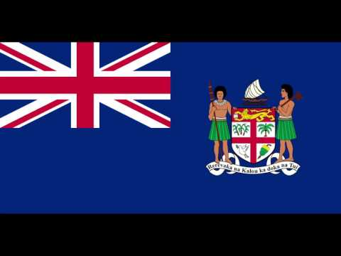 The anthem of the British Crown Colony of Fiji