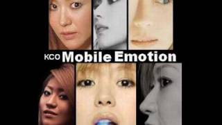 KCO(globeのKEIKO)のCD「春の雪」の中の「Mobile Emotion」のサビのみ...