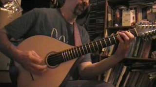 Sandner Waldzither / Cittern: Da New Rigged Ship & Tam Lin
