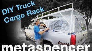 DIY Truck Cargo Rack Build