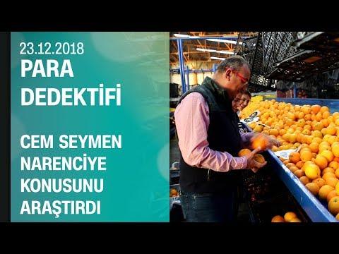 Cem Seymen narenciye konusunu Adana'da araştırdı - Para Dedektifi 23.12.2018 Pazar
