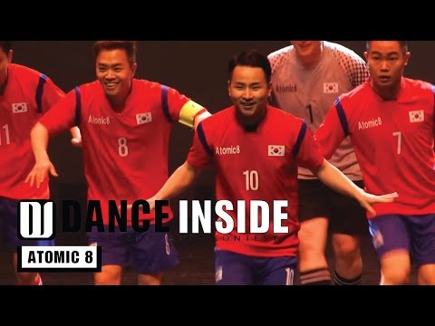 [Street Dance] ATOMIC 8 - Winner @Dance Inside Vol 5