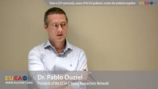 Advise for young researchers working on Europe: Dr. Pablo Ouziel