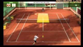 Videoanalisis Top Spin 4 (WII)