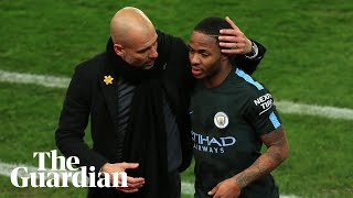Raheem Sterling is an incredible person and we must protect him, says Pep Guardiola