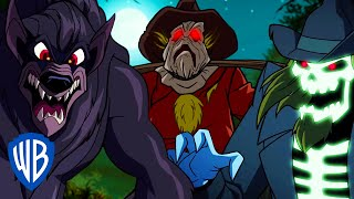 Scooby-Doo! | Monsters of The Movies 🎥 | WB Kids