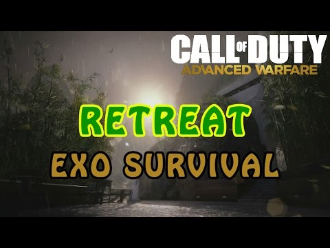 Retreat Exo Survival - The Most Intense Round Ever
