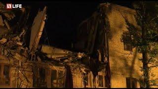 В центре Донецка прогремел мощный взрыв — Прямая трансляция