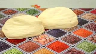 Дрожжевое  Тесто на молоке для Вареников,Пельмений и Чебуреков Yeast dough with milk