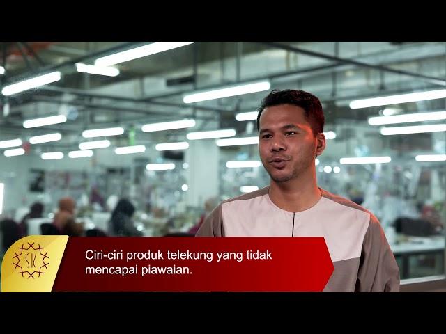 Ciri-ciri Produk Telekung yang mencapai piawaian SK - EP 6