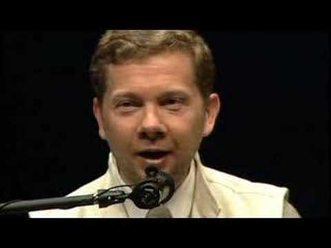 Eckhart Tolle on Being Yourself (from The Flowering of Human Consciousness DVD)