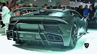 Get a detailed look of the EPIC Twin Turbo Mansory Torofeo Lamborgh...